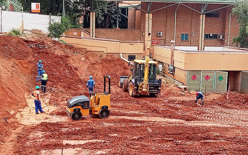 Bulk earthwork companies in Johannesburg