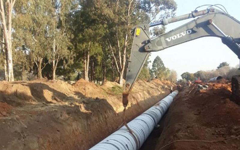 Water infrastructure companies